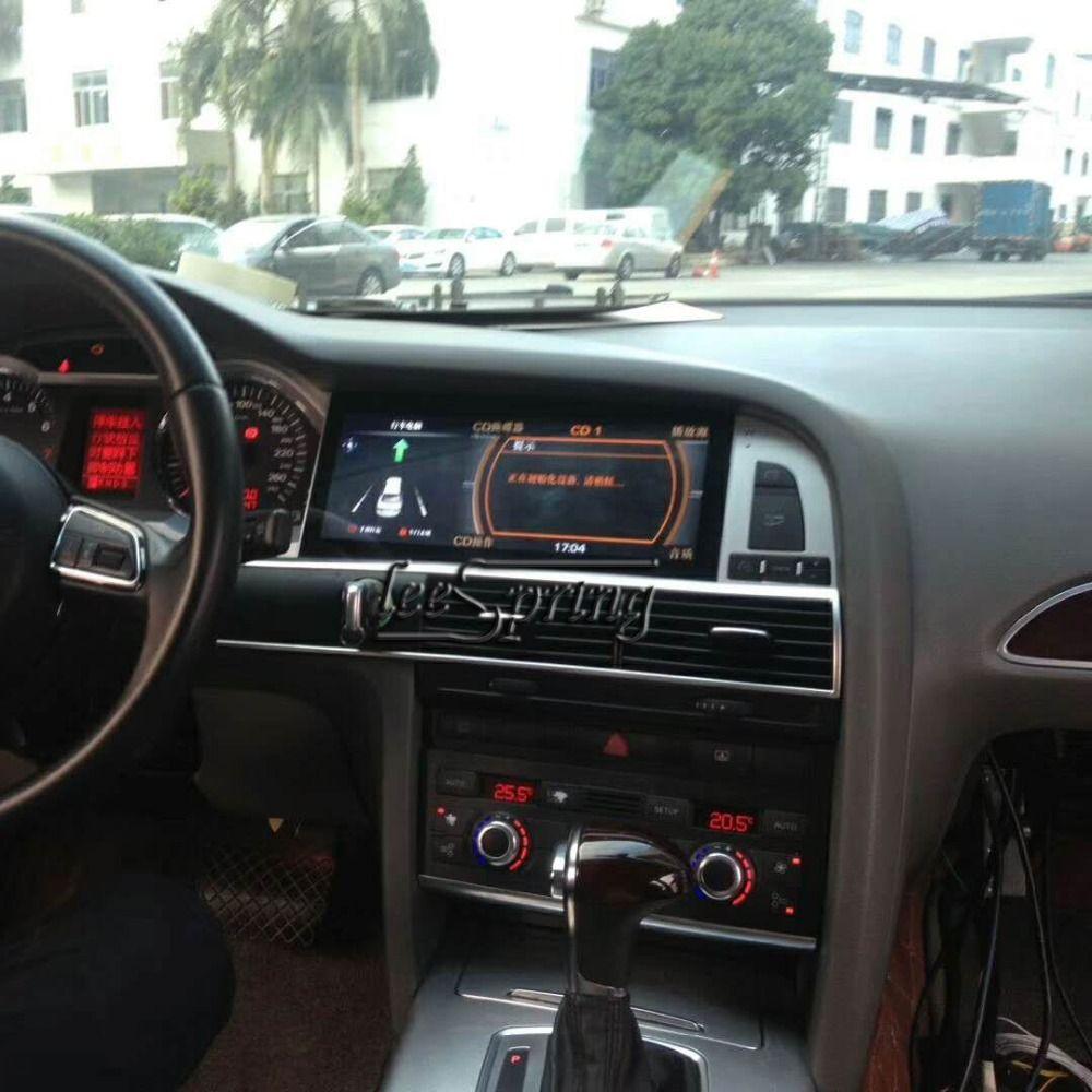 10,25 inch Android Auto Multimedia-Player für Audi A6L auto gps navigation
