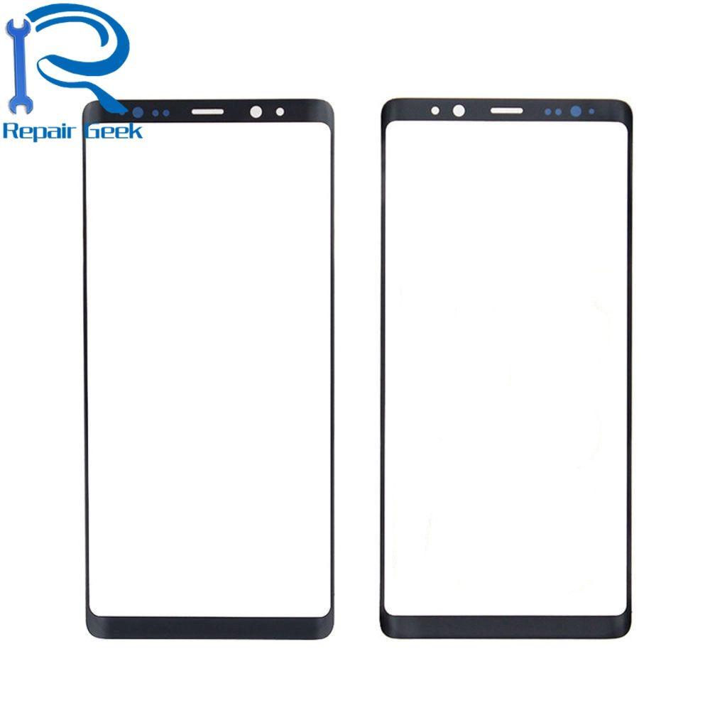 Neue Hochwertige Front-außen Screen-glas-objektiv Für Samsung Galaxy Note 8 N950 Touch Screen Panel Reparatur Ersatzteile