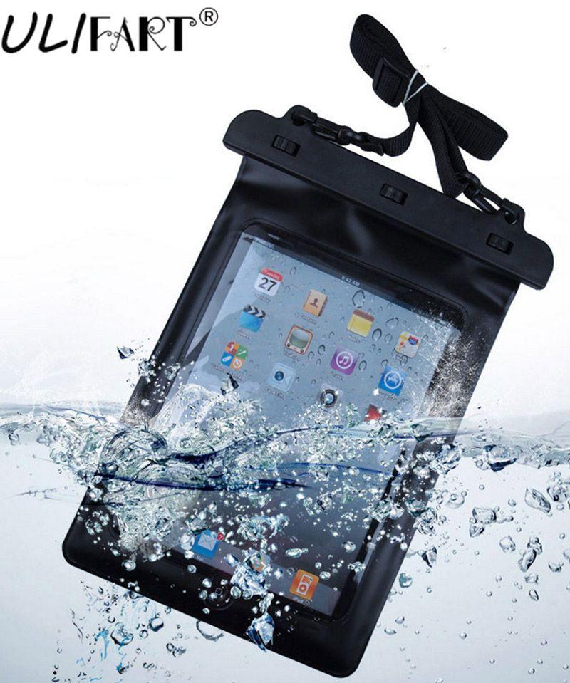 Pochette étanche sac sec housse de transport sac pour funda pochette ipad 2017 9.7 pouces 10.5 étui tablette accessoires livraison directe