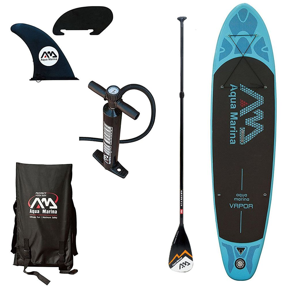 Hot sale DWF Aqua Marina Vapor inflatable sup stand up paddle board surfing board