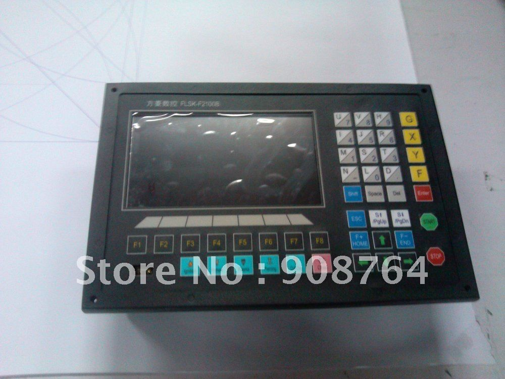 cnc system controller plasma cutting machine welding machine motion controller panel F2100B