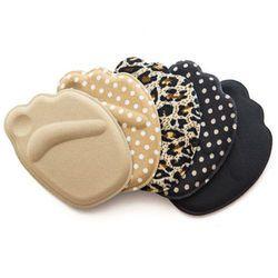 Plantillas zapatos esponja tacón inserción suave antideslizante pie dolor protección alivio mujeres zapatos insertar