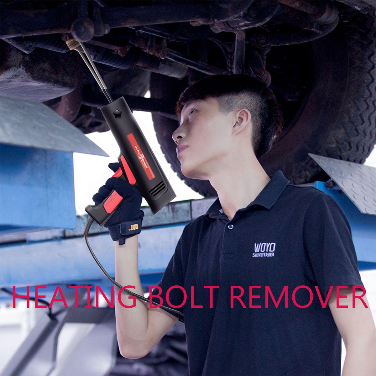 Magnetische Induktion Heizung Kit Für Automotive Flammenlose Wärme 12V-110-220V Reparatur Auto Heizung Bolzen Entferner