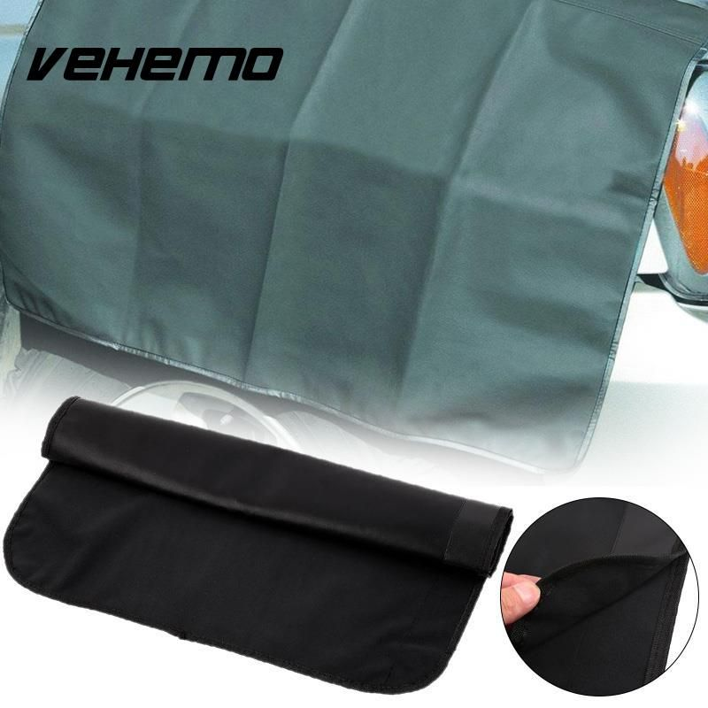 Vehemo Waterproof 82*60cm Magnetic Fender Cover Shield Car Truck SUV Mechanic Paint Protector Work Mat