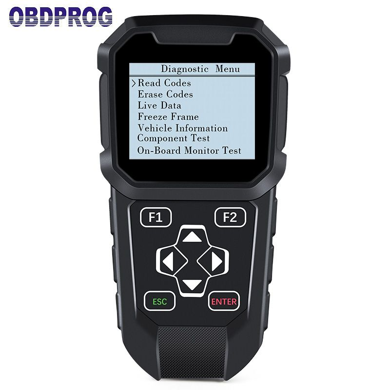 OBDPROG MT401 Multi Car Brand Odometer Adjustment Via OBD2 Tool Professional Change Mileage Correction Adjust For Audi Benz VW