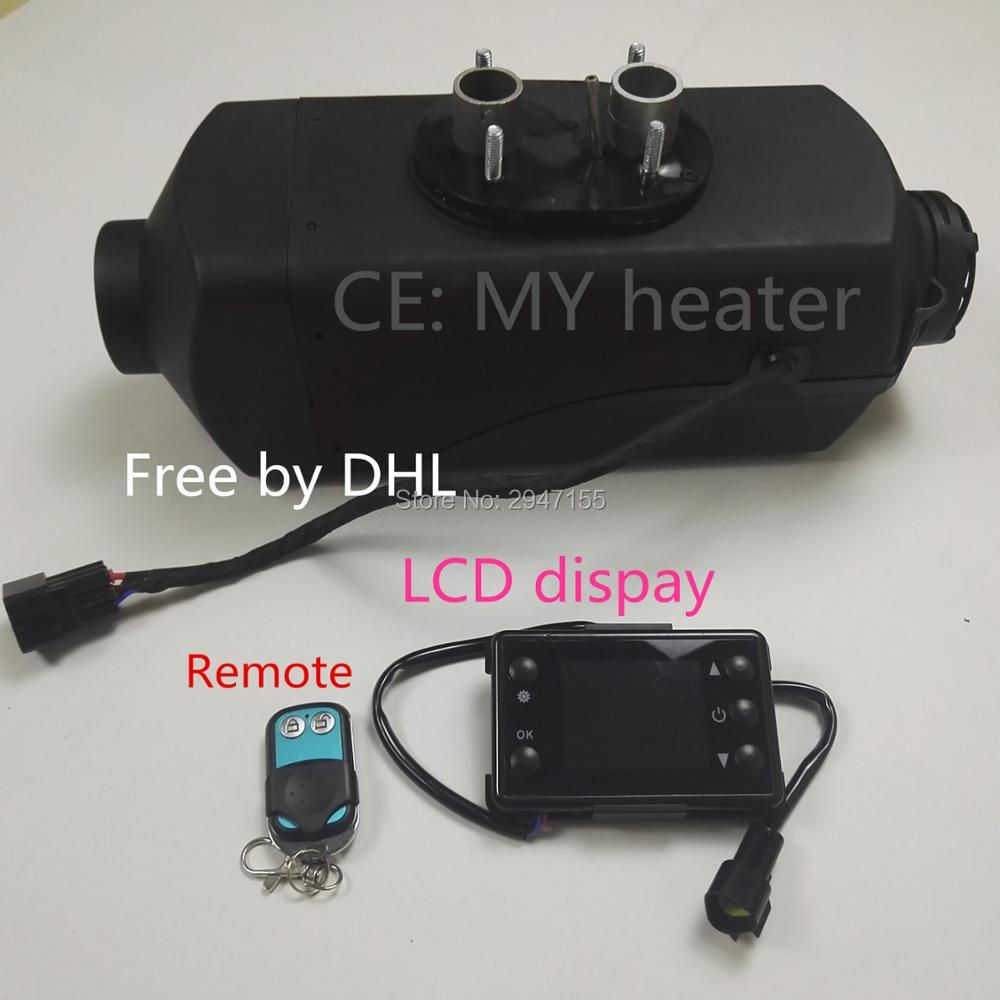 Remote control+(5000W 12V) webasto diesel heater for RV boat ship car truck bus caravan-replace eberspacher D4, Webasto at 5000.
