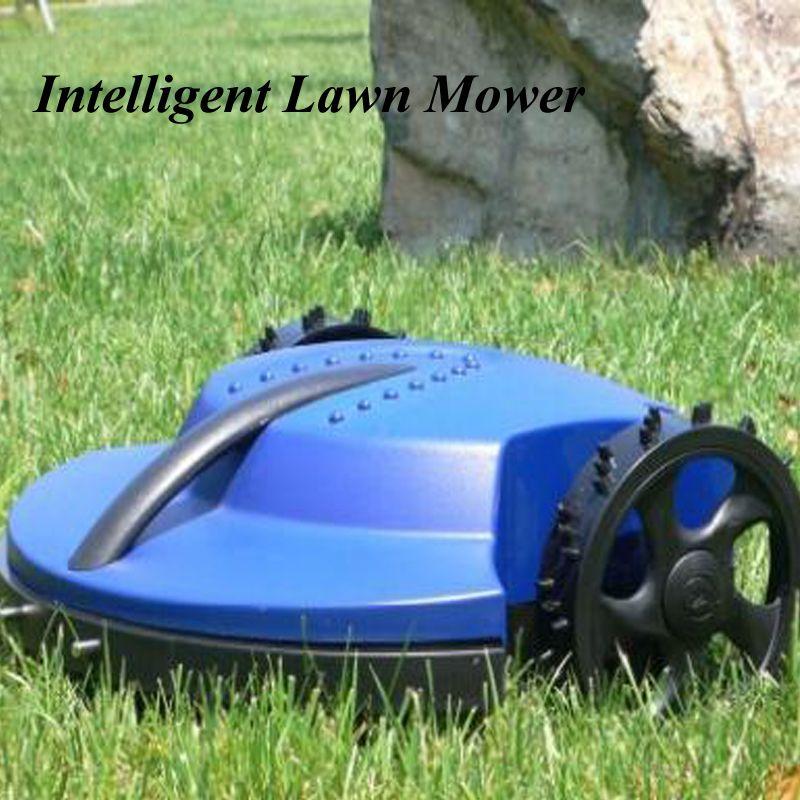 Intelligent Lawn Mower Auto Grass Cutter Auto Recharge Robot Grass Cutter Garden Tool TC-G158