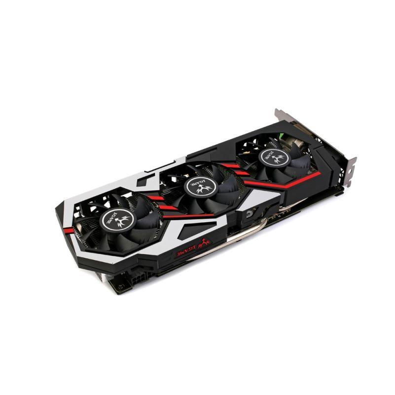 Pre-verkauf!!! bunte NVIDIA GeForce iGame 1060 GPU 6 GB GDDR5 PCI-E VR Bereit Grafikkarte NO22 Drop Shipping 16