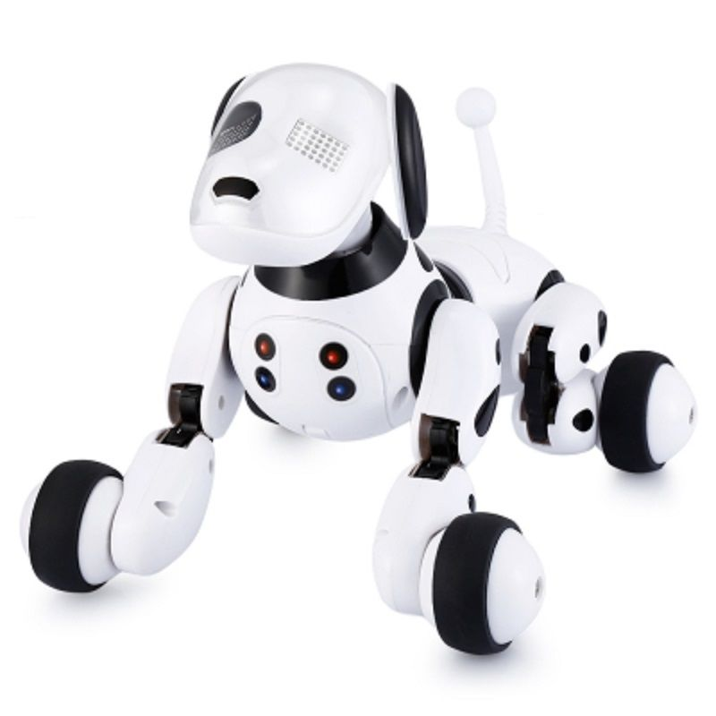 DIIGI 9007A Robot Chien Animal Électronique Intelligent Chien Robot Jouet 2.4G Intelligent Sans Fil Parler Télécommande Enfants Cadeau Pour d'anniversaire