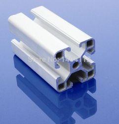Алюминиевый алюминиевый профиль 4040 40*40 обычно используется в сборке рамы устройства, стол и Стенд дисплея