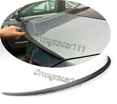 Für Volkswagen Passat CC VOTEX Carbon Heckspoiler Kofferdeckel Spoiler Flügel Für VW CC 2009-2016