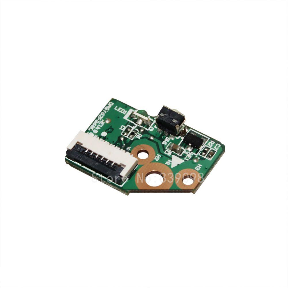 Bouton d'alimentation interrupteur marche-arrêt pour HP X360 774599-001 15-U 15-u001xx 15-u002xx 15-u010dx 15-u011dx 15-u050ca 15-u000 CTO