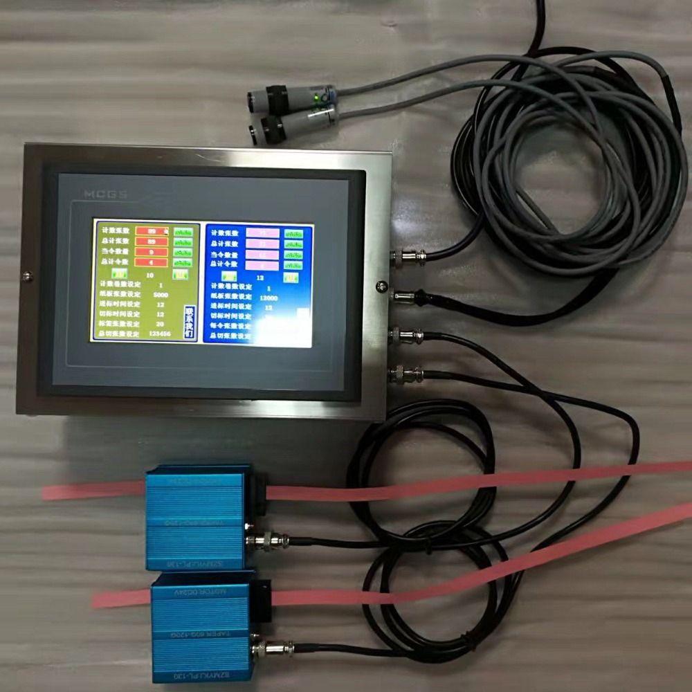 Die MTI Mini Tab Inserter Papier shooter Zählen Tab inserter tab kennzeichnung maschine TPMS