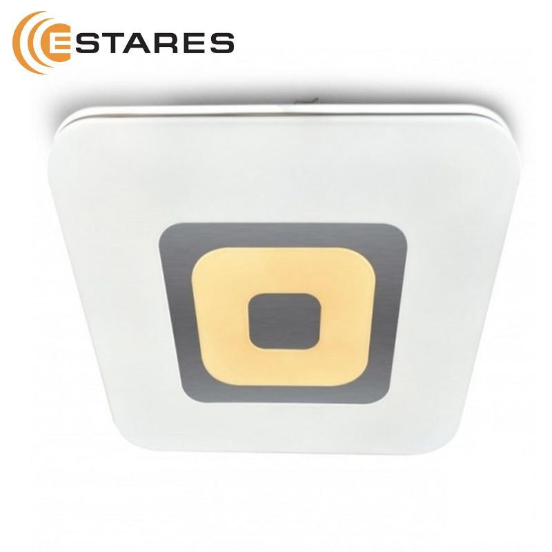 Steuerbar LED lampe QUADRON DOPPEL SMART 72 W S-450-WHITE-220-IP44 Estares