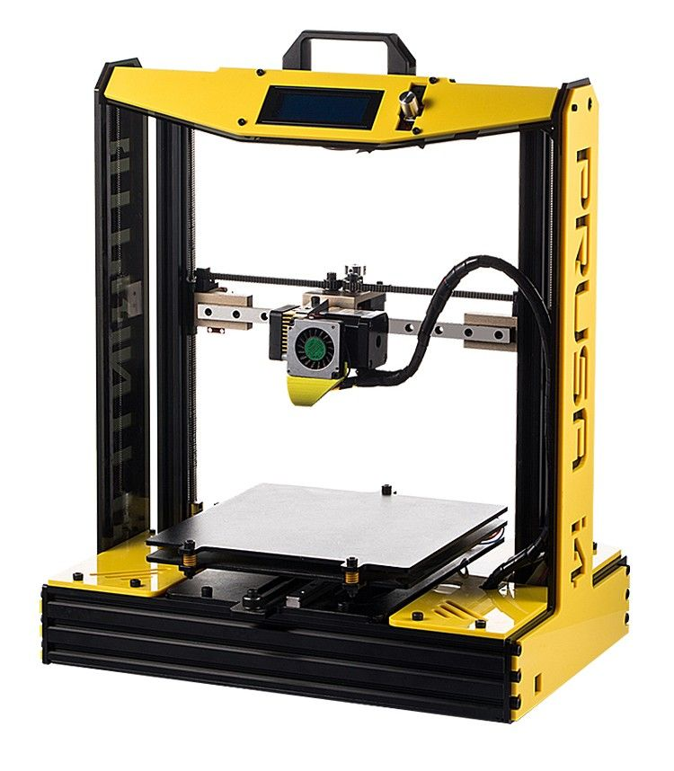 2018 New Aluminum big size High Quatity Precision Prusa i3 plus i4 3d printer kit with 2 rolls filament + SD card for free