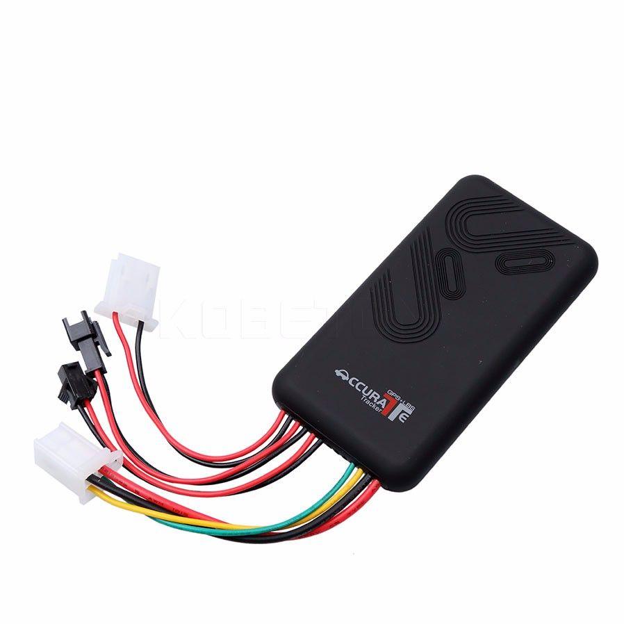 Traqueur GPS de voiture de localisateur de moniteur de SMS de GSM GPRS de dispositif de suivi de GPS de GT06 pour le véhicule de voiture de moto d'automobile