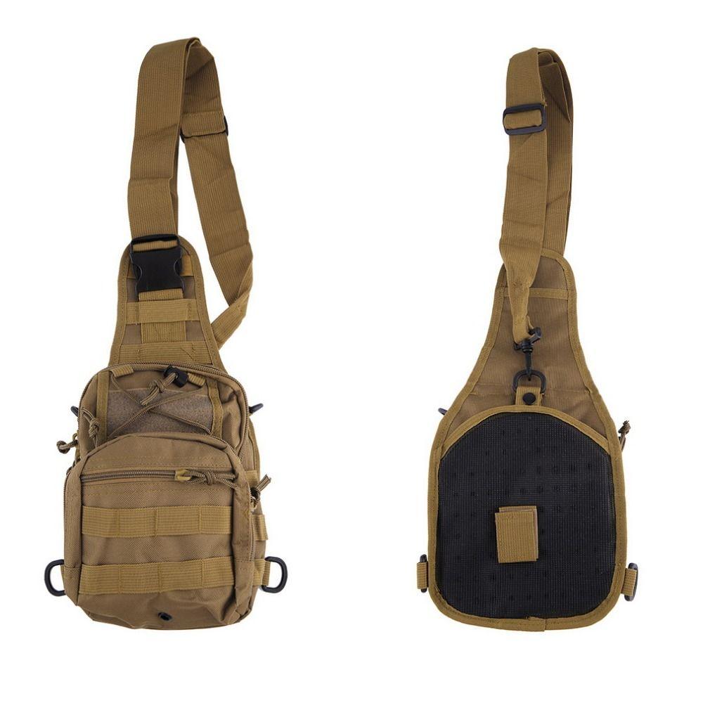 Durable Outdoor Shoulder Military Tactical Backpack Oxford Camping <font><b>Travel</b></font> Hiking Trekking Runsacks Bag
