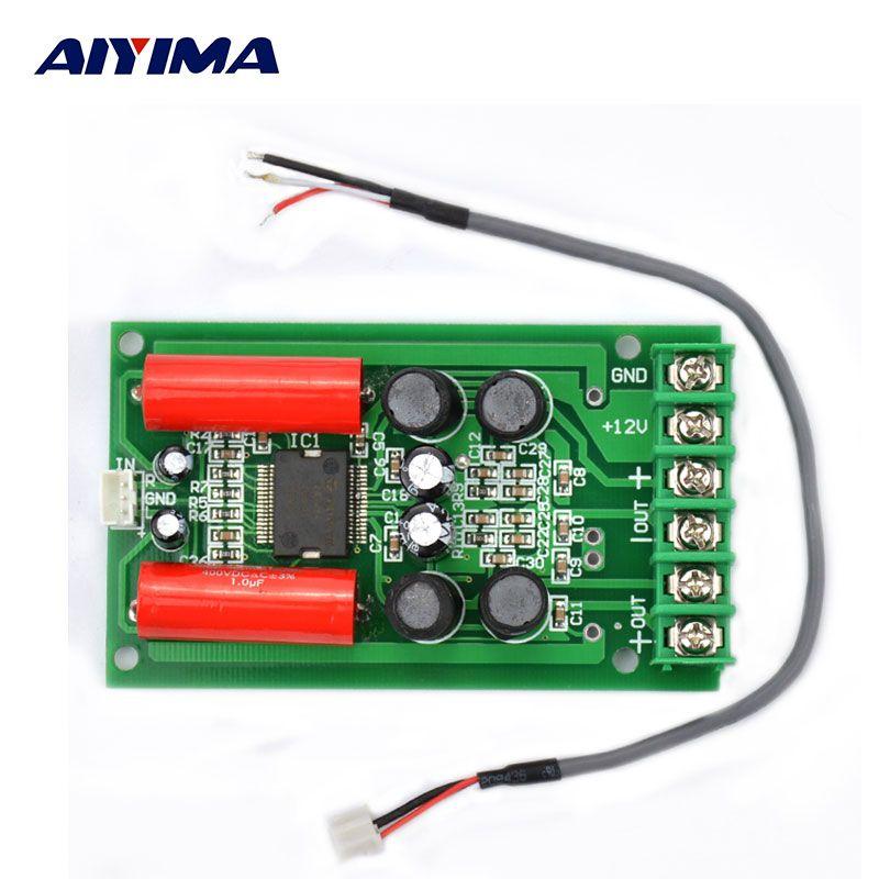 Aiyima T-AMP Tripath TA2024 2x15 Вт аудио цифровой Усилители домашние плата 320-600