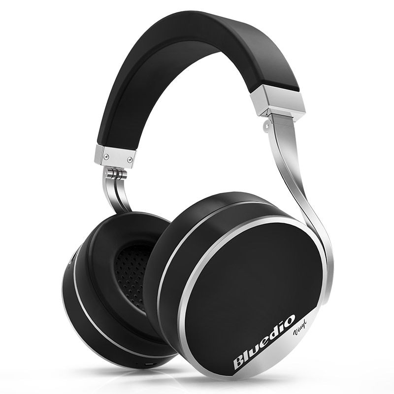 Bluedio Vinyl Plus bluetooth headphones wireless over ear headset with microphone for Phone headsets