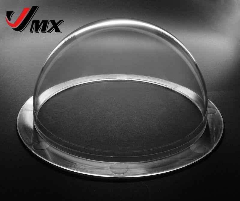 JMX 6 Pouce Acrylique CCTV/GOPRO Remplacement Effacer Caméra Dôme de Surveillance Caméras Logement