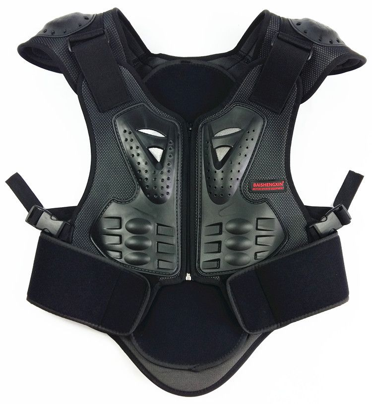 SX042 motross Back Support Motorcycle Full Body Armor Jacket Spine Chest Protection Gear 3