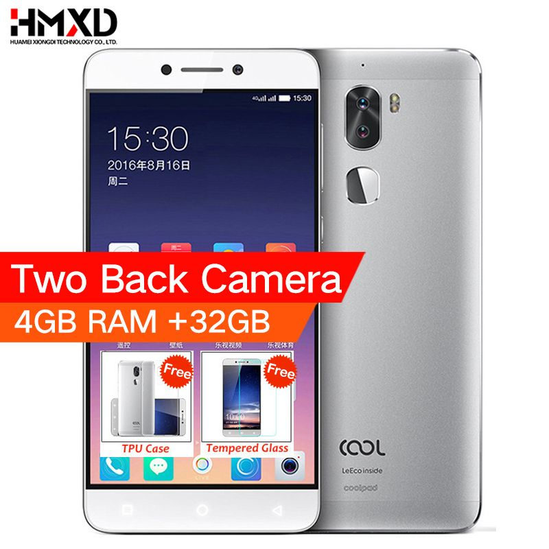 Original cool 1 Coolpad letv cool1 4G LTE Phone Octa Core Android 6.0 5.5