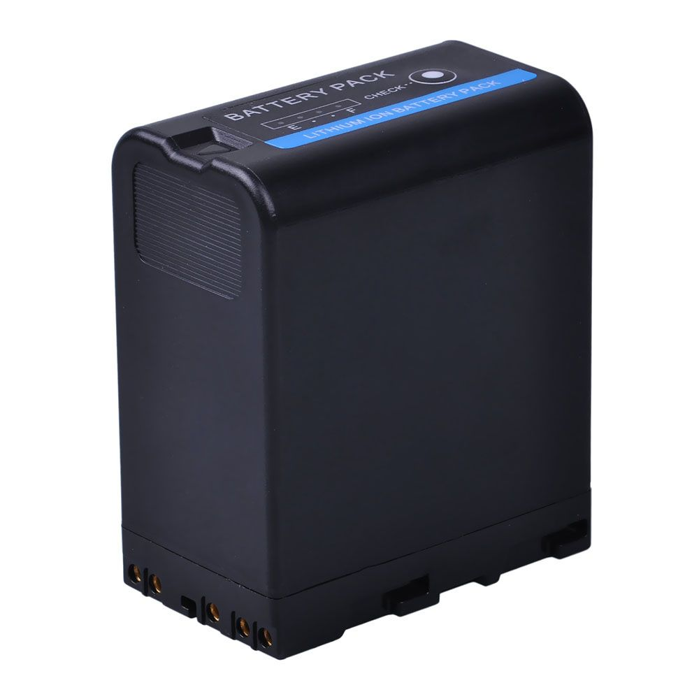 1Pc 5200mAh BP-U60 BP U60 BPU60 BP-U90 Battery for Sony PMW-100 PMW-150 PMW-160 PMW-200 PMW-300 PMW-EX1 EX3 EX280 EX260 PHU-60K