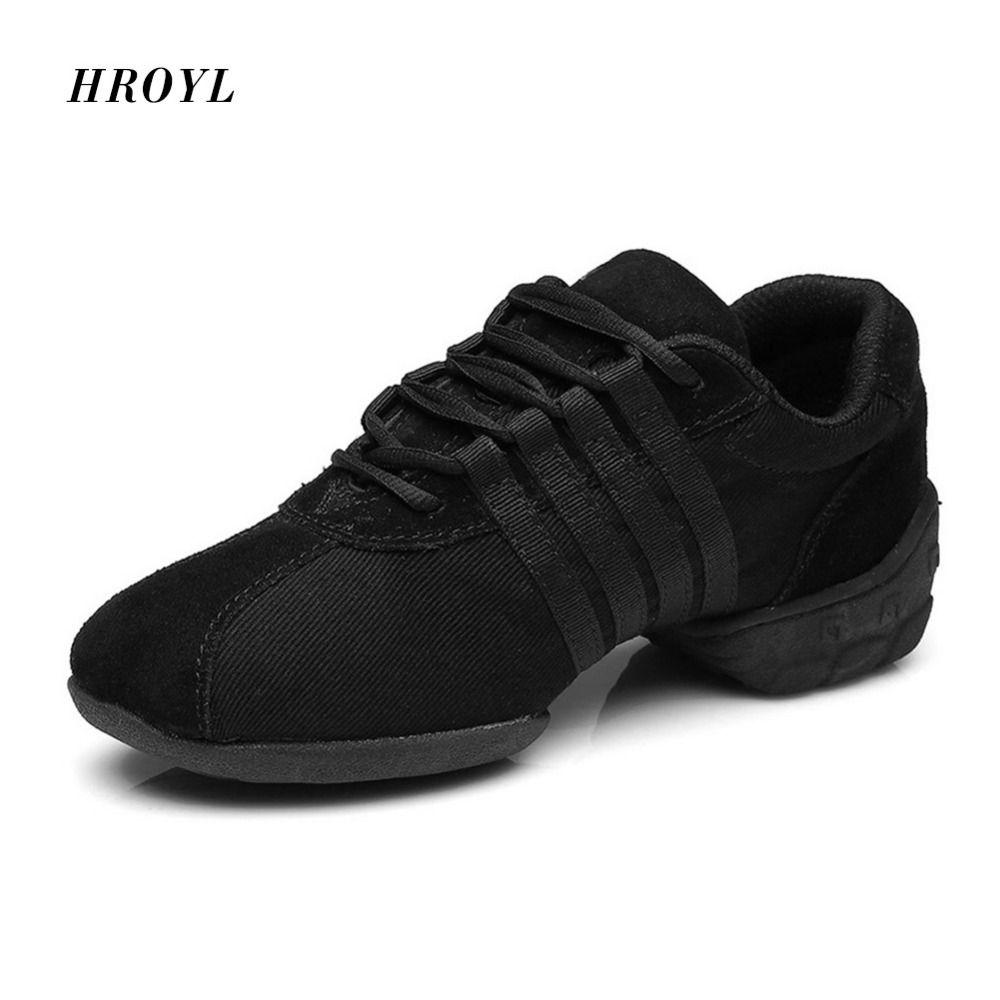 Neue angebot Marke Neue frauen Moderne sport Hip Hop Jazz Dance Sneakers Schuhe Salsa freies verschiffen T01