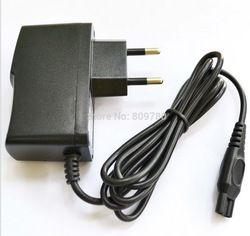 Haute qualité 1 PCS 15 V 360mA et 380mA 2-Prong Mur UE Plug AC Power Adapter Chargeur pour PHILIPS Rasoir HQ8505 HS8020 HQ8875 S20