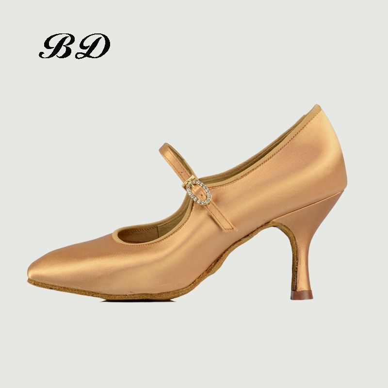 Sneakers Dance Shoes Ballroom Latin Shoes Women BD 137 Modern Shoe High Quality and High Cost Performance 100% Positive Product