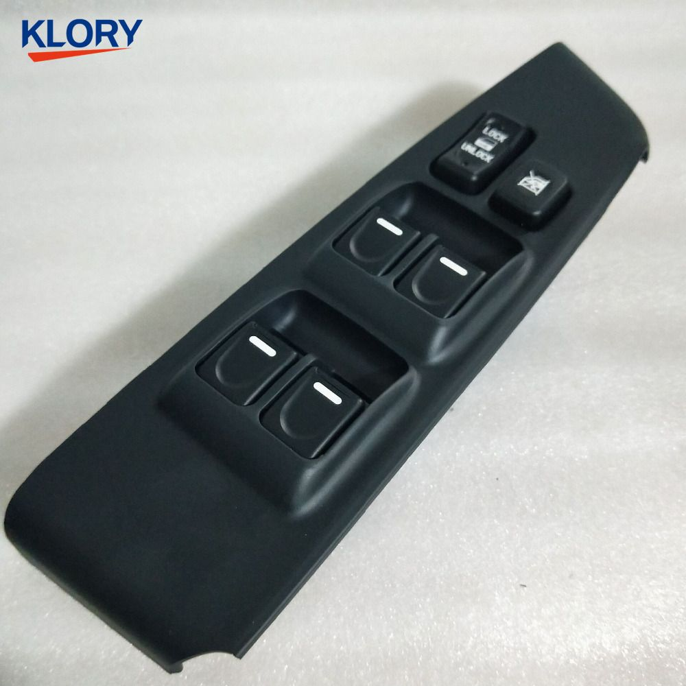 3746500-K80-0089 FRONT LEFT DOOR WINDOW SW W/PANEL ASSY (With anti-folder function) FOR GREAT WALL HAVAL H5