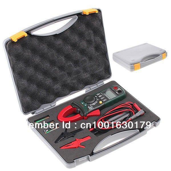 Mastech MS2208 Harmonic Power Factor Clamp Meter Tester Multimeter DMM MASTECH