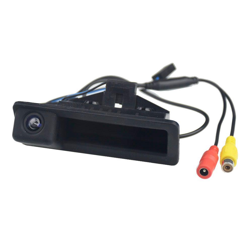Car Trunk Handle Camera Rear View HD Camera for BMW E60 E61 E70 E71 E72 E82 E88 E84 E90 E91 E92 E93 X1 X5