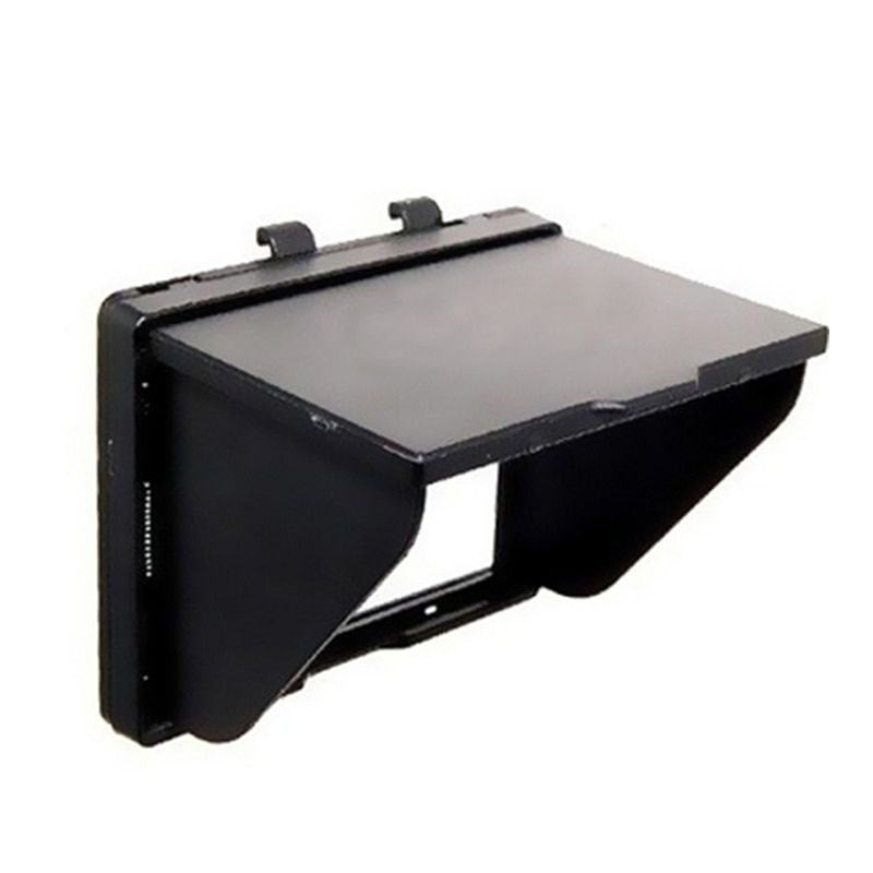 Marke Neue LCD Haube Bildschirm Monitor Schutz Sonnenschutz Schatten Hauben LCH-NEX3/5 Für Sony NEX-3 NEX-5 Kamera