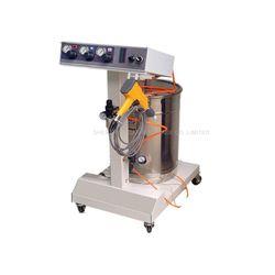 1 Pcs Elektrostatik Powder Coating Mesin dengan Powder Coating Elektrostatik Pistol WX-001