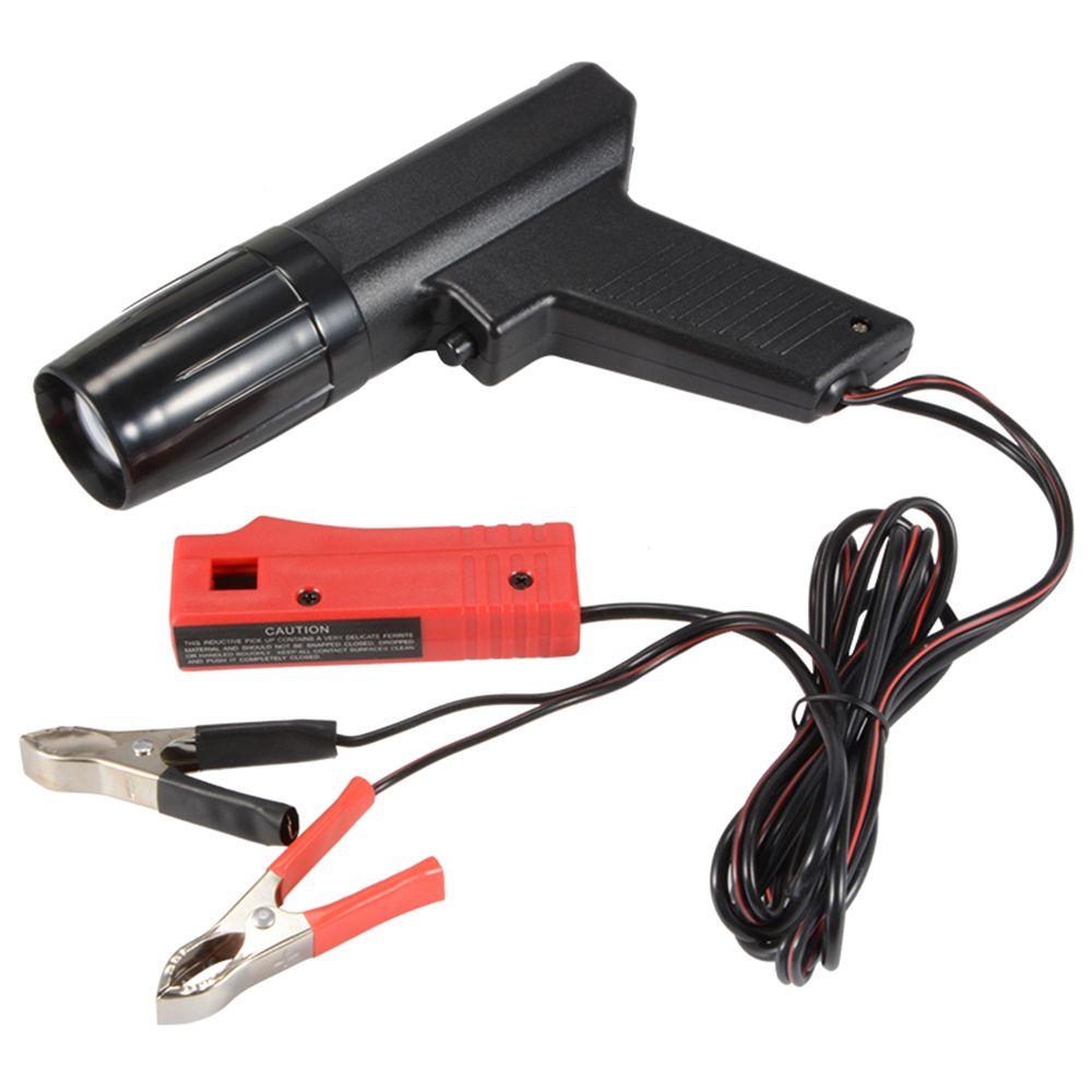 Moteur à essence inductif de lampe stroboscopique de lumière de synchronisation d'allumage professionnel pour la Marine CY830 de moto de voiture