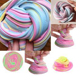 30g Sûr Dynamique Moelleux Boue argile plastique Léger Argile coloré Modélisation Polymère Argile Sable Bouger À Modeler Gomme Pour La Main jouet