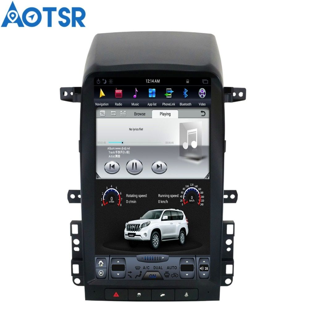 Android 6.0 Tesla stil Auto DVD Player GPS Navigation Für Chevrolet Captiva 2008 2009 2010 2011 2012 steuergerät multimedia radio