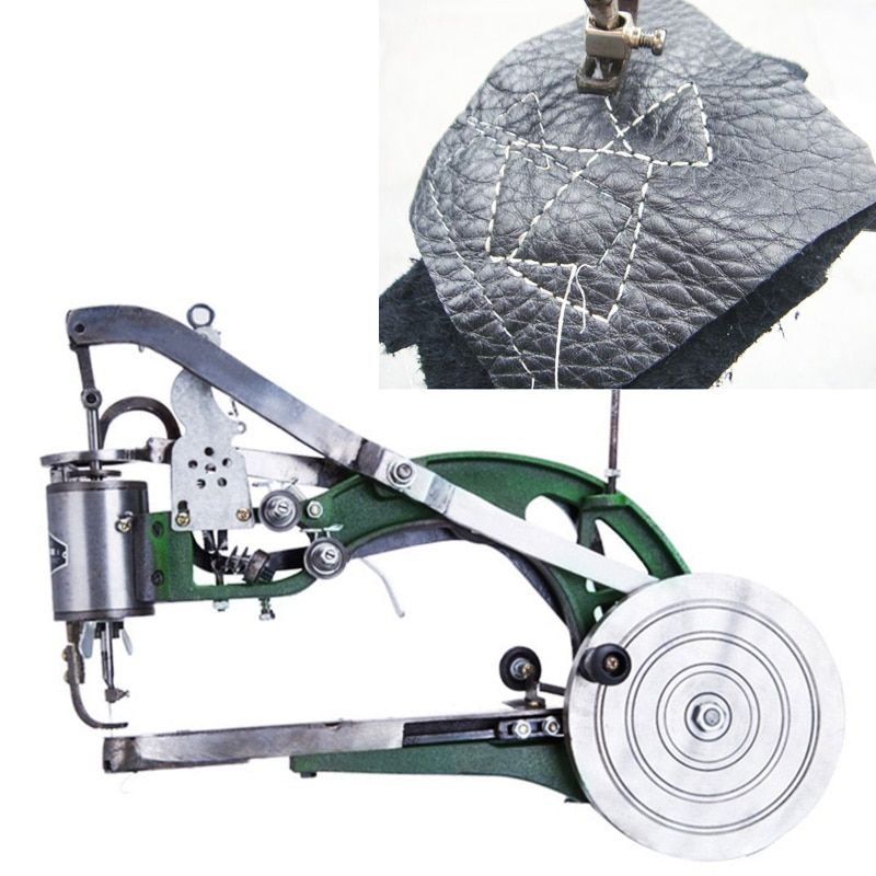 LM1102 High quality Manual Industrial Shoe Making Sewing Machine Equipment Shoes Repairs Sewing Machine