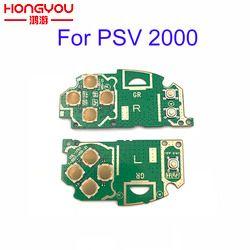 Kiri LR L R Beralih Sirkuit PCB Modul Papan LR Switch BOARD UNTUK PS Vita 2000 PSV 2000 PSV2000