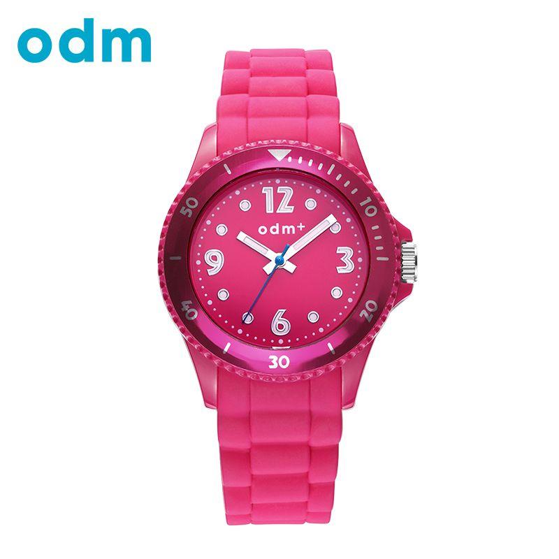 ODM de Primeras Marcas de Lujo de Cuarzo de Silicona Reloj de Las Mujeres Casual Con colorido Correa relojes mujer marca de lujo 2017 de La Manera Ocasional regalo reloj hombre marca de lujo reloj mujer 2017