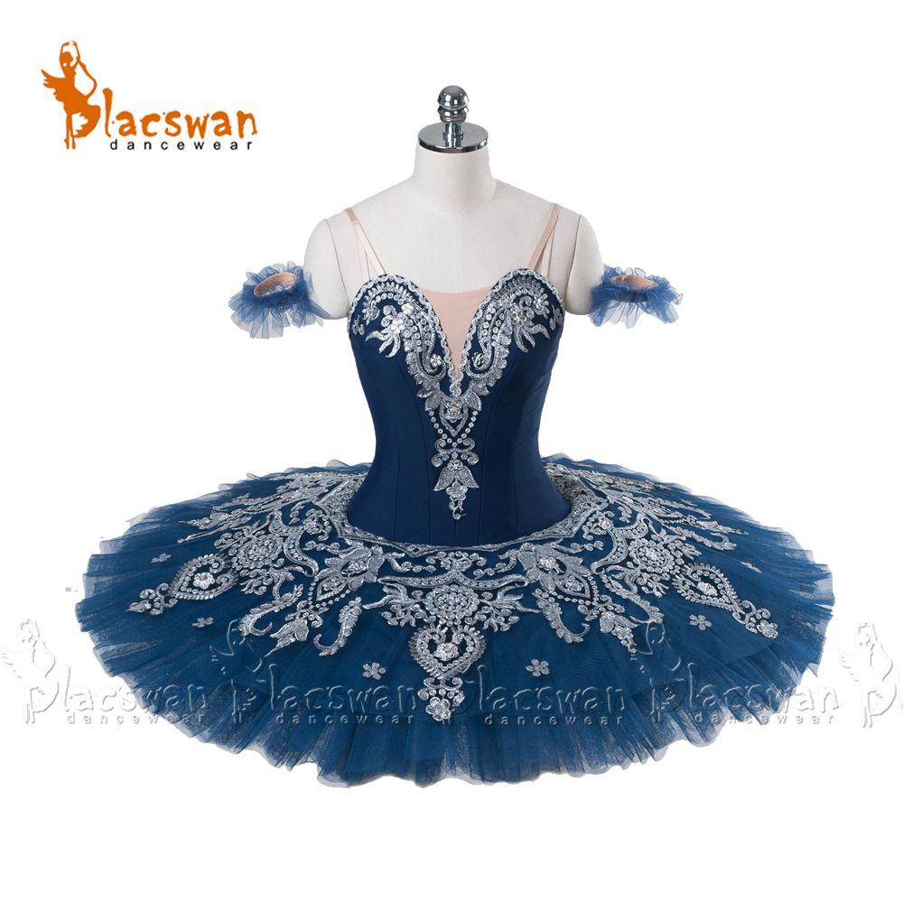 Navy Professionelle Ballerina Tutu BT886 Klassische Ballett Tutu Kostüm Bühnen Kostüm Tutu Schnee Weiß Berufliche Tutu