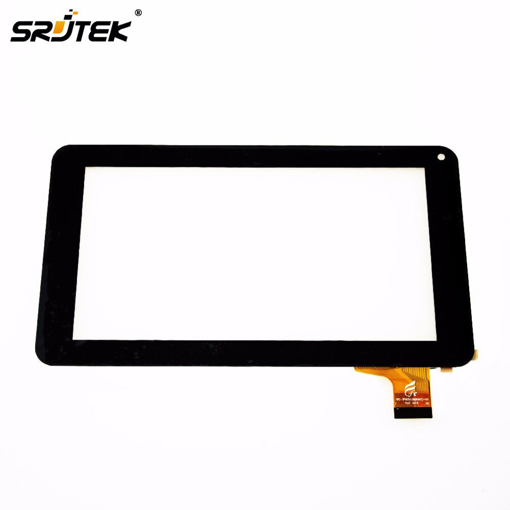 Wholesale New High Quality 7 inch Explay N1 PLUS Tablet Touch Screen fm700405kd Digitizer Glass Lens Replacement & Tracking