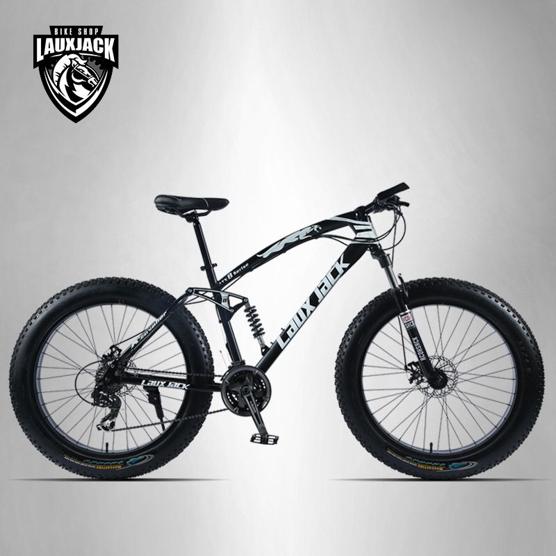 LAUXJACK Mountain Fat Bike 26