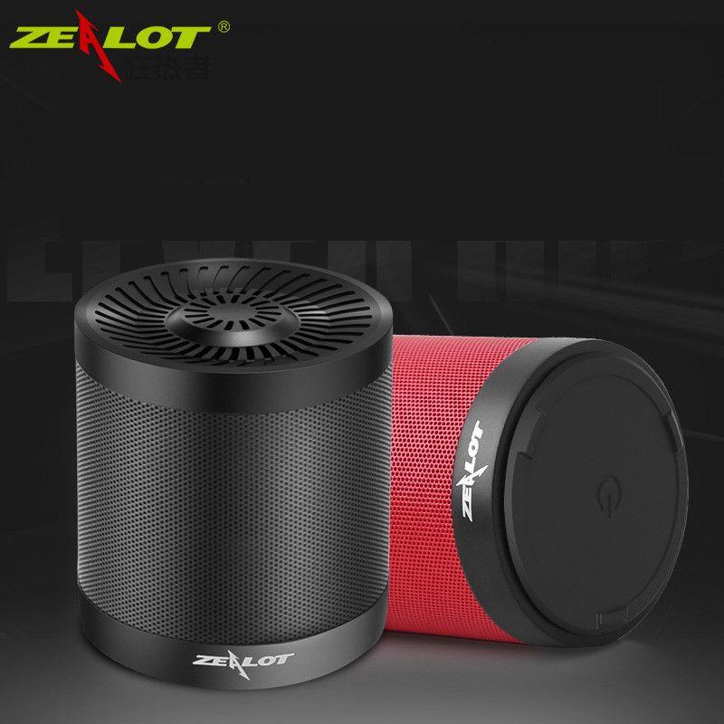 Оригинальный Фанатик S5 2000 мАч Портативный Динамик Поддержка карты памяти AUX флэш-диск открытый Беспроводной Bluetooth 4.0 Динамик
