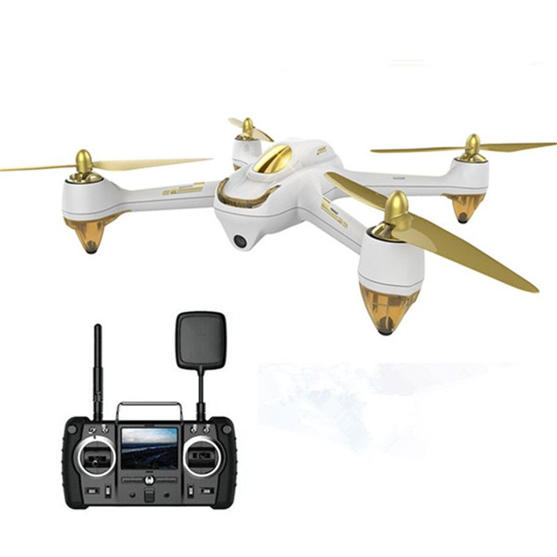 Hubsan H501S H501SS X4 Pro 5.8G FPV Brushless W/1080P HD Camera GPS RTF Follow Me Mode Quadcopter Helicopter RC Drone