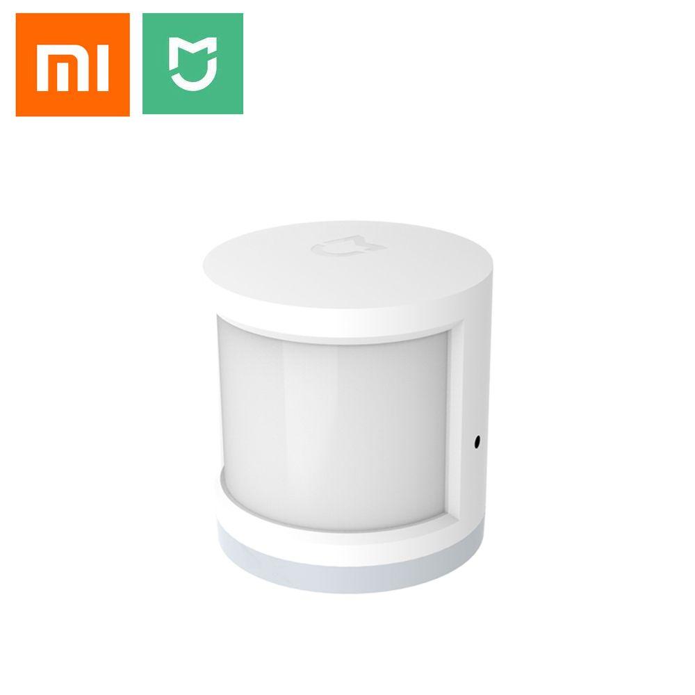 Original Xiaomi capteur de corps humain magnétique Intelligent maison Super pratique appareil accessoires Intelligent dispositif Intelligent