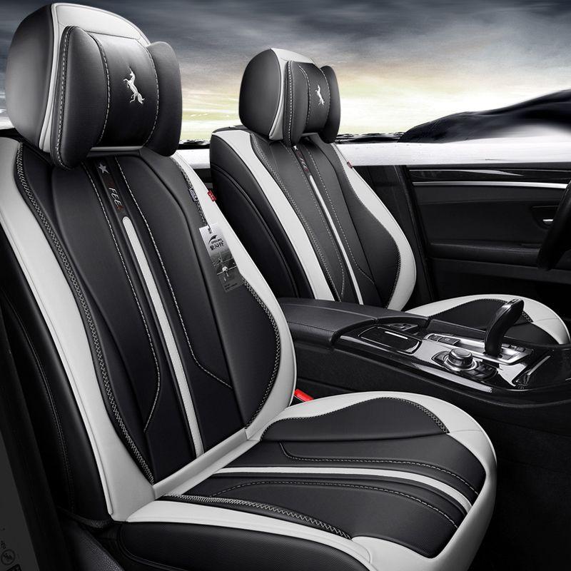 Auto Sitz Abdeckung Universal Sitz Auto-Styling Für BMW Audi BENZ VW Toyota Ford Hyundai Kia Nissan Mazda Lexus volvo Acura 90% Autos