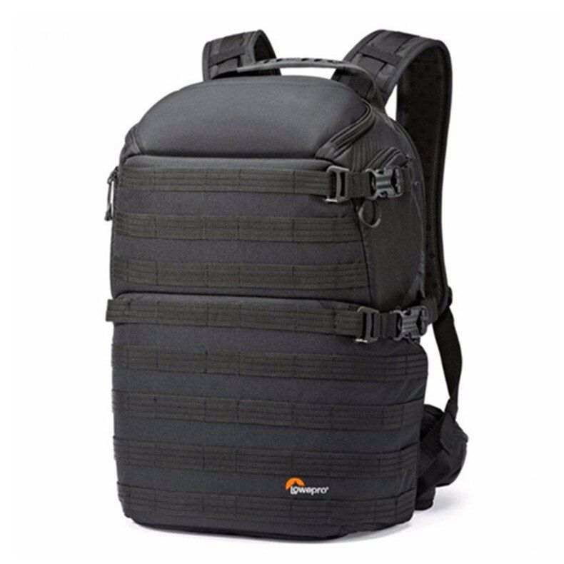NEW Genuine Lowepro ProTactic 350 AW DSLR Camera Photo Bag Laptop Backpack with All Weather Cover Free Shipping