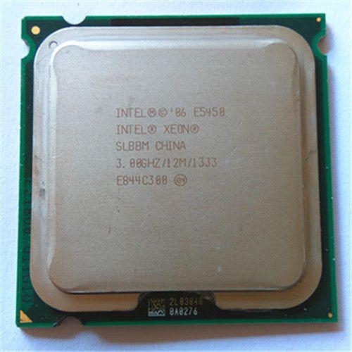 XEON E5450 EO SLBBM CPU 3.0GHz /L2 Cache 12MB/Quad-Core//FSB 1333MHz/ server Processor working on some 775 socket mainboard